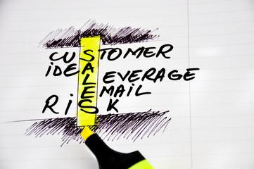 increase sales force through marketing