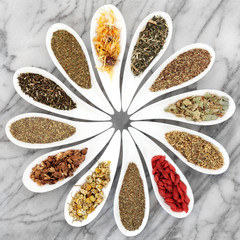 Natural Herbal Teas