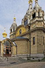 Cathédrale Alexandre Nevsky à Paris #2