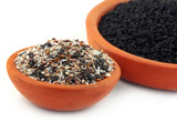 Medicinal herbs with black cumin