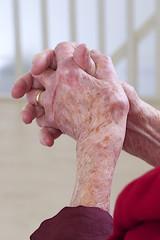 Arthrose des mains - Troisième âge -