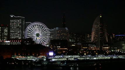Yokohama Night View