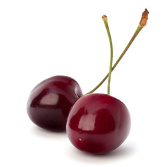 Two cherry berries
