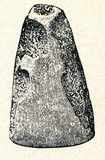 Flint Limhamn type axe (Ertebølle culture)