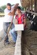 couple farmers