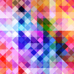 abstract geometric background with vibrant geometric shapes.