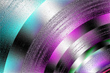 Abstract background - glittering disk.