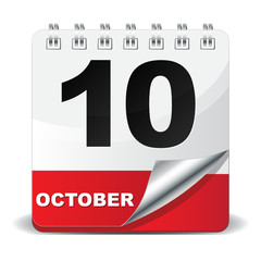 10 OCTOBER ICON