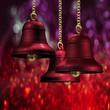 Glocke Rot Weihnacht