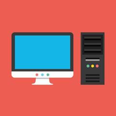 Vector Computer Icon