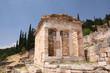 Obrazy na płótnie, fototapety, zdjęcia, fotoobrazy drukowane : Grèce - Delphe, le temple