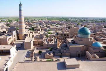 Khiva, Usbekistan, Zentralasien