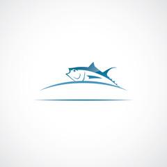 Tuna fish label