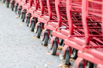 Grocery Cart Wheels