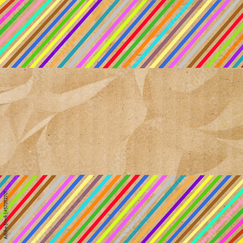 Colorful crinkle paper2