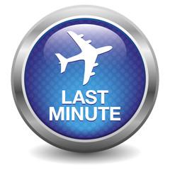 Blau last minute button
