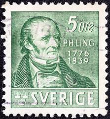 Pehr Henrik Ling (Sweden 1939)