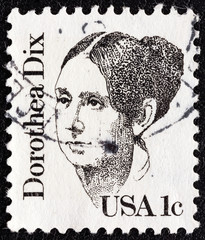 Social pioneer Dorothea Dix (USA 1980)