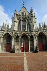 Stiftskirche Saint-Urbain in Troyes. Frankreich