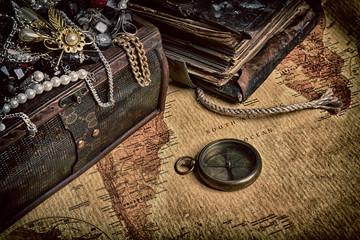 Wooden treasure © Denis Tabler