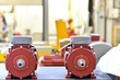 Motorenbau im Maschinenbau/ Engineering