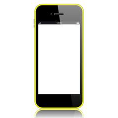 Phone Yellow