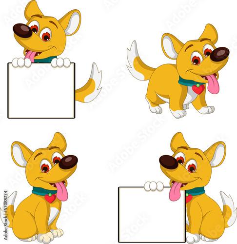 puppy cartoon collection
