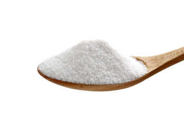 Sugar or Salt on spoon