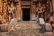 Entrance of  Brihadishwara Temple. Tanjore (Thanjavur)