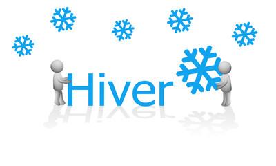 3D - Hiver