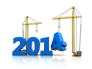 new year construction