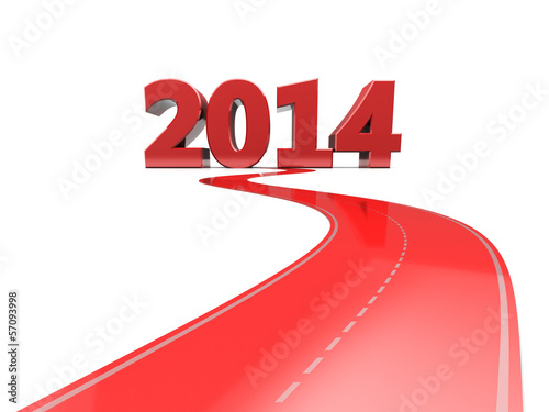 road to 2014 year