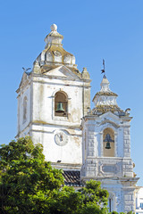 Church of St. Anthony in Lagos Portugal