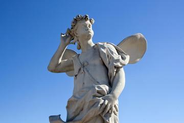 Statue in Peterhof