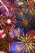Fireworks Background - 57097122