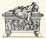 Sarcophagus (Johann Gottfried Schadow)