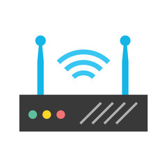 Vector Wireless Network Router