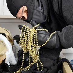 Einbrecher findet Beute