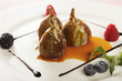 caramelized figs on plate