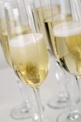 Sektempfang mit Sekt oder Champagner