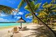 canvas print picture - Mauritius