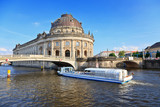 Bode Museum on museum island, Berlin, Germany