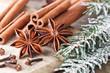 Weihnachten - Gewürze