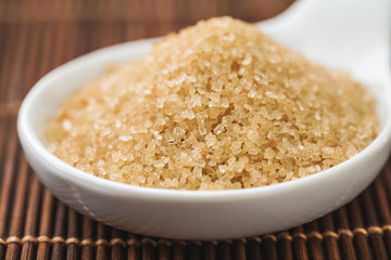 grains of sugar cane