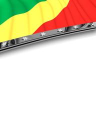 Designelement Republik Kongo