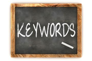 Blackboard Keywords