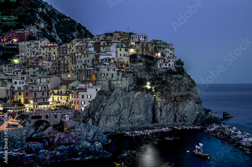HDR in Manarola