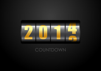 countdown for 2014