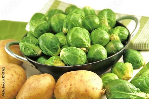 Gemüsesuppe Zutaten