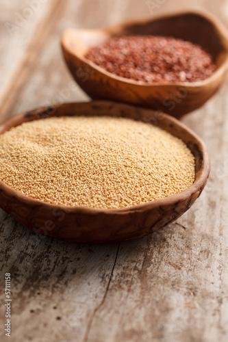 Healthy amaranth grain